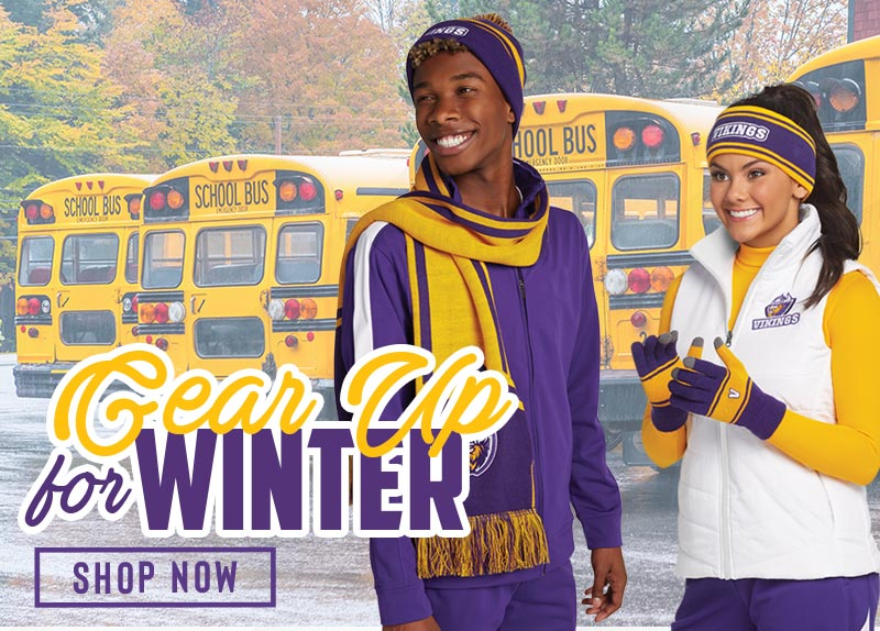 Gear Up for Winter with a New Warm Up!