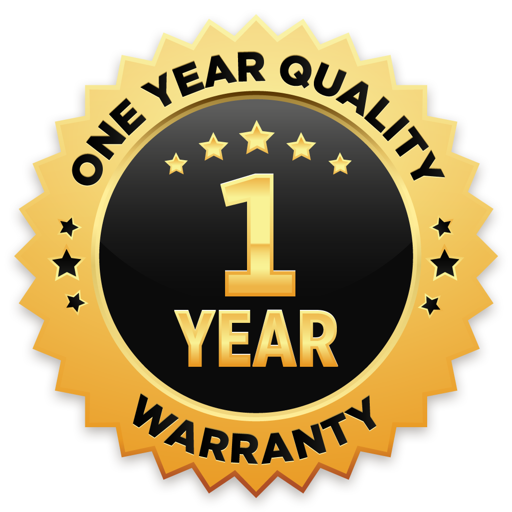 1 Year Quality Warranty on All Twirling Batons