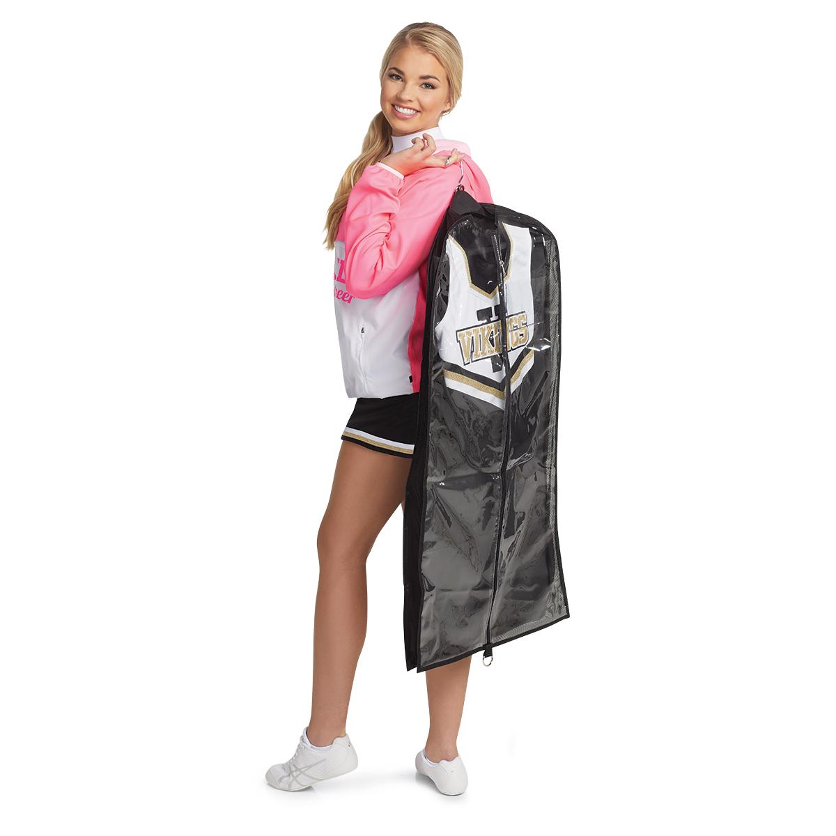 Capezio Clear Garment Bag High