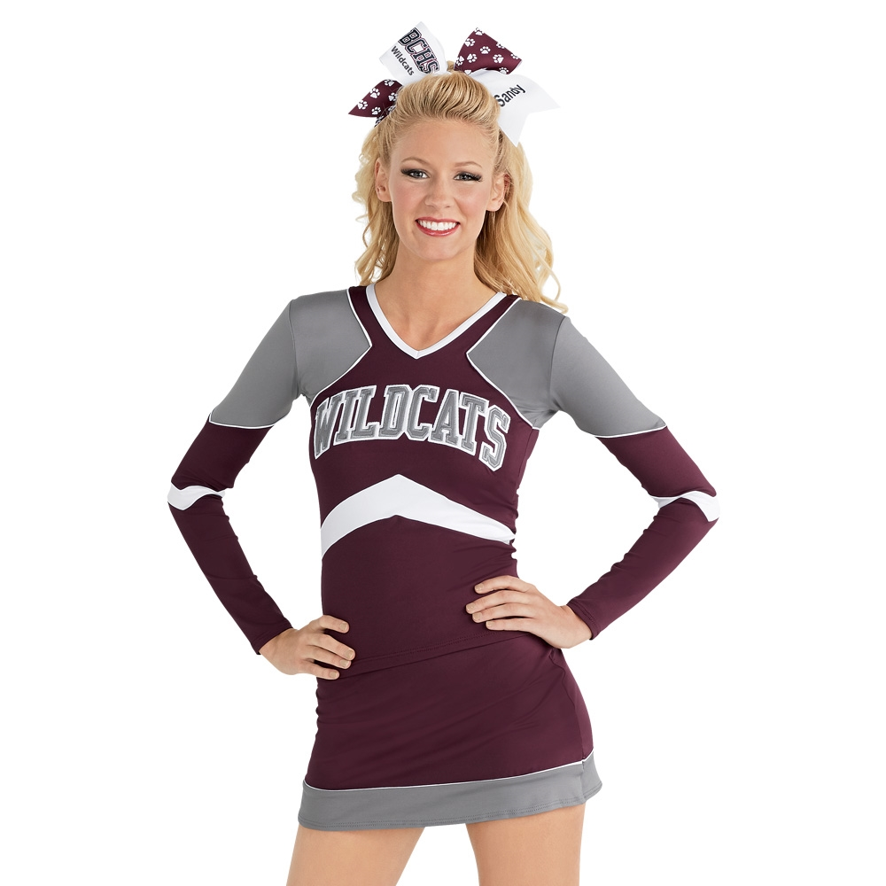 Motionwear Custom All-Star Cheer Top 802069  159bb5dfd
