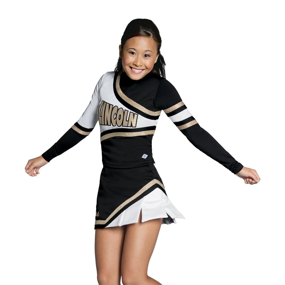 9fbc119b Dehen Custom Cheer Shell 804016 | High-quality cheerleading uniforms ...